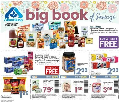 Albertsons Big Book of Savings