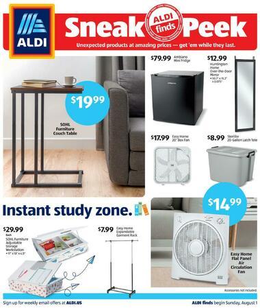 ALDI In Store Ad - Future