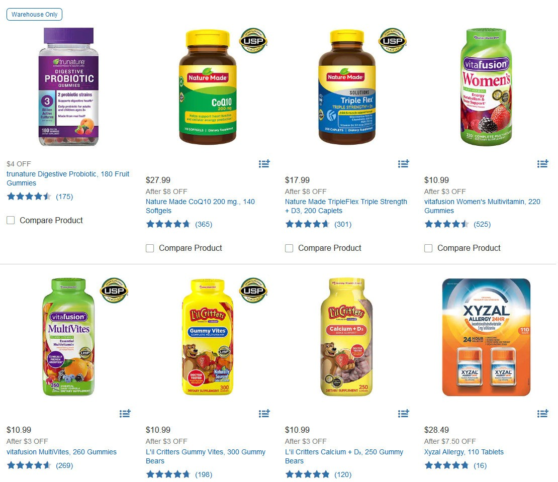 Costco Special Buys And Warehouse Savings For March 11