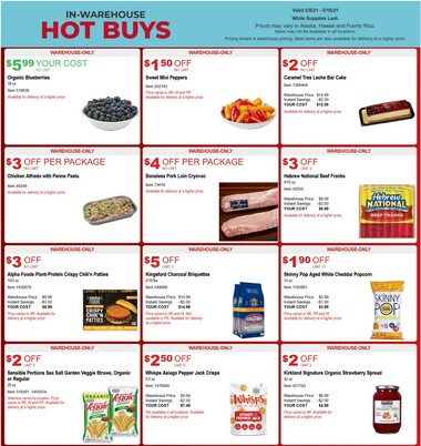 Costco Hot Buys