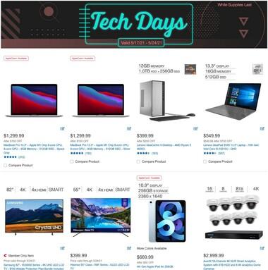 Costco Tech Days
