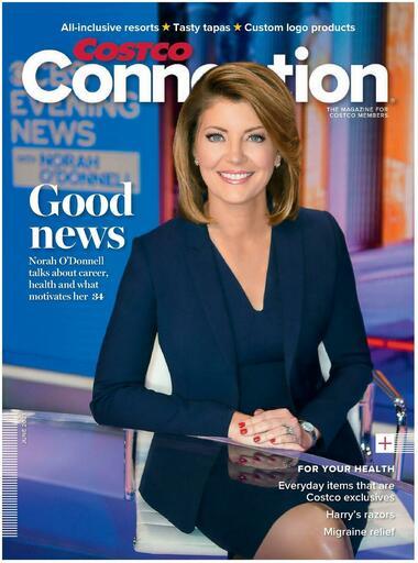Costco Connection June