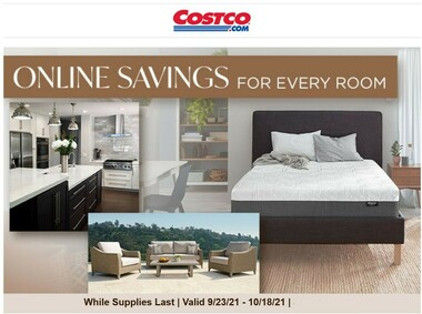 Costco Online Savings For Every Room In Your Home!