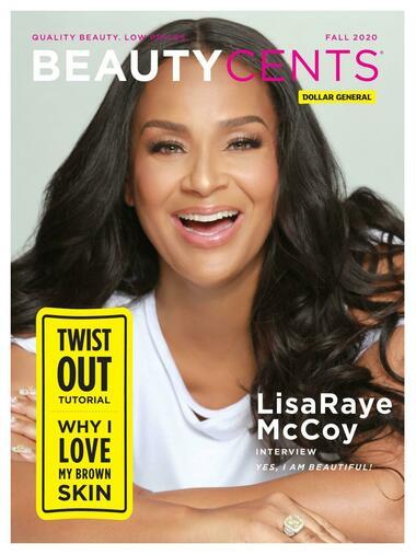 Dollar General Beauty Cents Magazine