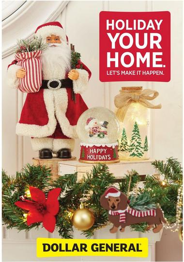 Dollar General Holiday finds priced right