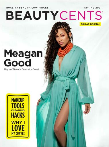 Dollar General Beauty Cents Magazine