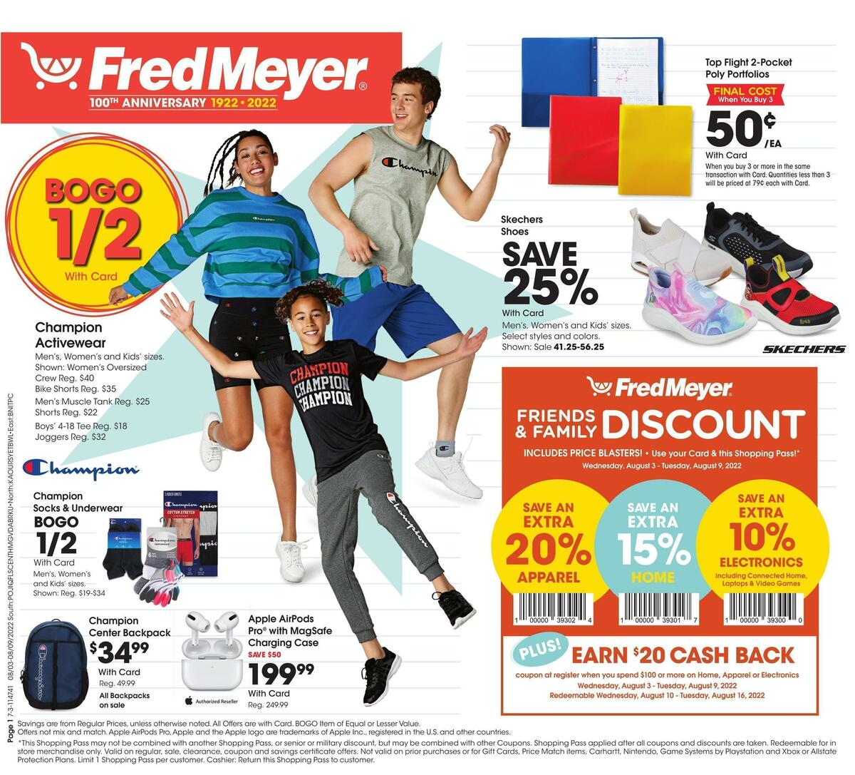 Fred Meyer - Port Orchard, WA - Hours & Weekly Ad