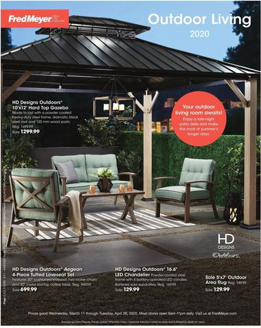 Fred Meyer Outdoor Living