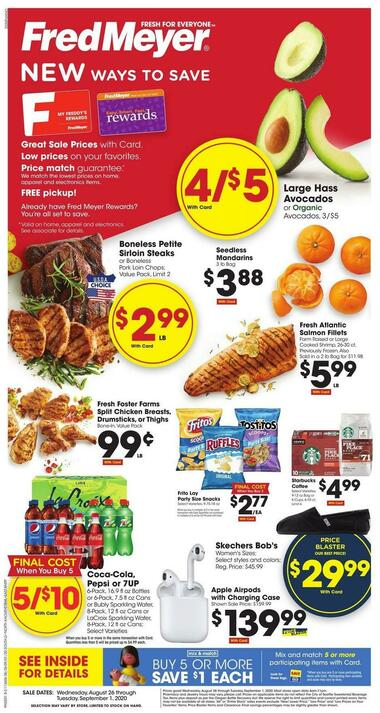 Fred Meyer - Burien, WA - Hours & Weekly Ad