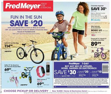 Fred Meyer General Merchandise