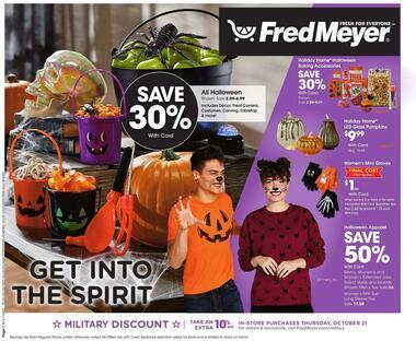 Fred Meyer General Merchandise
