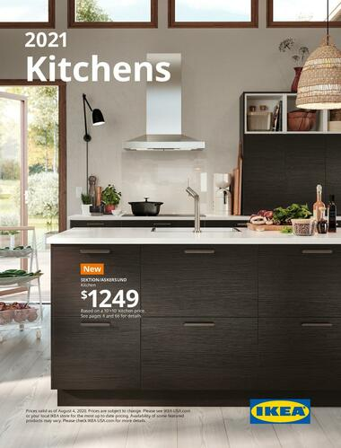 IKEA Kitchens Brochure 2021