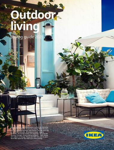 IKEA Outdoor Living Brochure