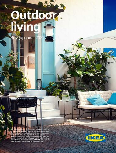 IKEA Outdoor Living Brochure