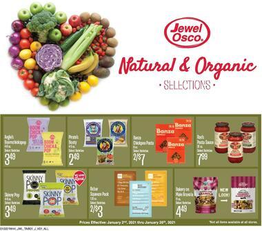 Jewel Osco Speciality Items and Seasonal Favorites