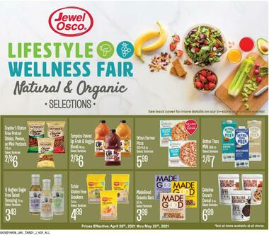 Jewel Osco Natural & Organic