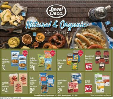 Jewel Osco Natural & Organic