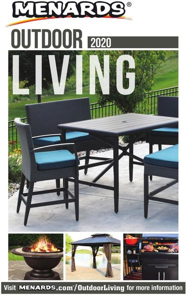 Menards Outdoor Living Catalog