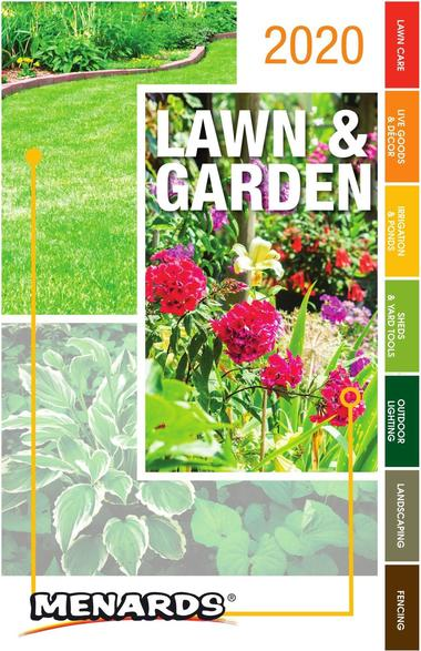 Menards Garden Center Catalog