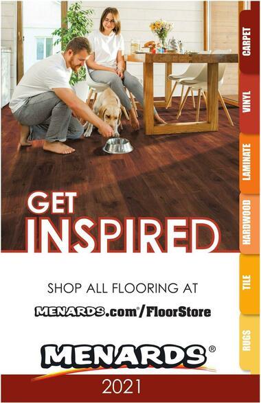 Menards Flooring Catalog 2021
