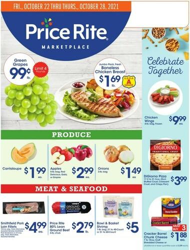 Price Rite - Future
