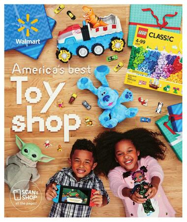 Walmart America's Best Toy Shop